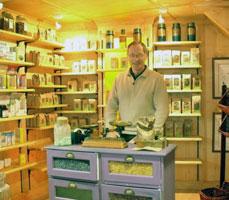 J.F Cavallier Pharmacien Herboriste