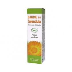 BAUME AU CALENDULA BIO tube de 40g