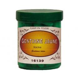GENTIANE JAUNE 350 mg