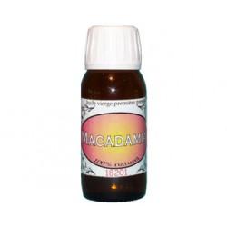 MACADAMIA huile Bio premiere pression