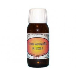 ROSE MUSQUEE huile du Chili