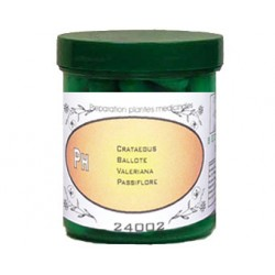 Ph Crataegus Ballote Valeriane Passiflore