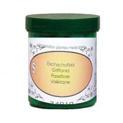 S Eschscholtzia Griffonia Passiflore Valeriane