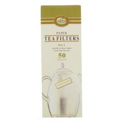 Papier TeeFilter 100 filtres Chacult
