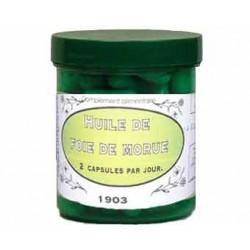 HUILE DE FOIE DE MORUE 390 mg