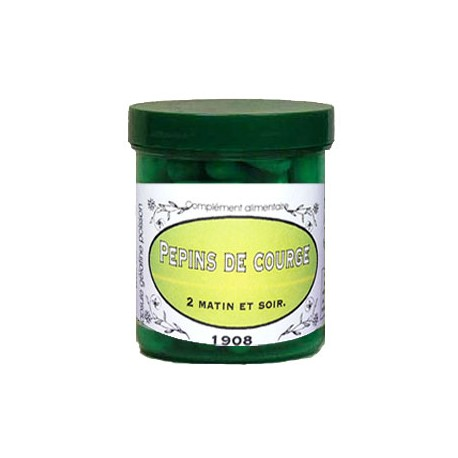 PEPINS DE COURGE 500 mg