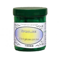 SPIRULINE gel à 420mg