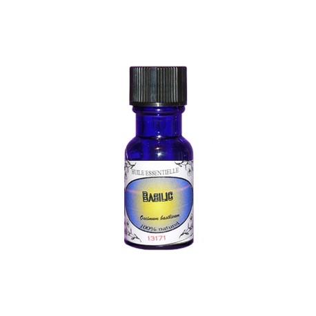 BASILIC Ocimum basilicum flacon de 15 ml