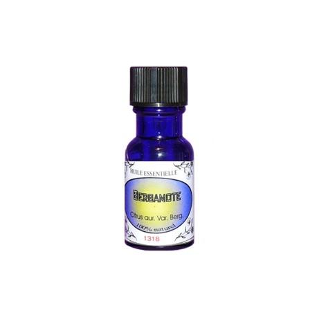 BERGAMOTE BIO Citrus aurentium var.bergamia flacon de 15 ml