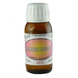 AMANDES DOUCES huile de première pression