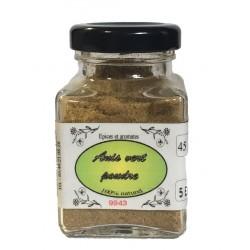 Anis vert poudre 45 g