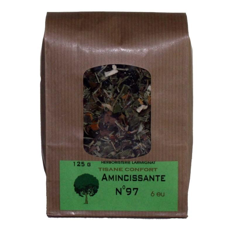 Cure minceur compos de 3 produits herboriste for Tisane amincissante