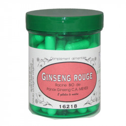 GINSENG ROUGE BIO 550 mg