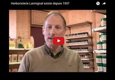 Vidéo de présentation de l'Herboristerie